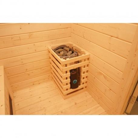 Utgående produkter   Multibastu för 6 till 8 personer-utomhus