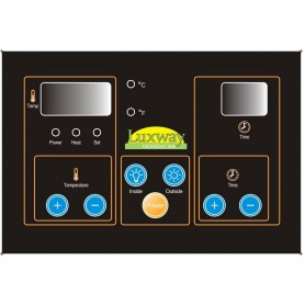 Utgående produkter   Bastu Luxline Duo A