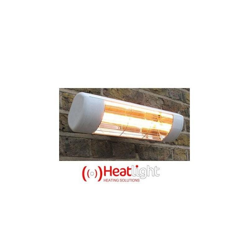 Utgående produkter   HeatLight HLW15 terrass värmare 1500 w - Silver