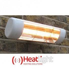 Utgående produkter   HeatLight Terass värmare 1500 w - Silver