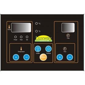 Utgående produkter   Bastu Luxline Duo B