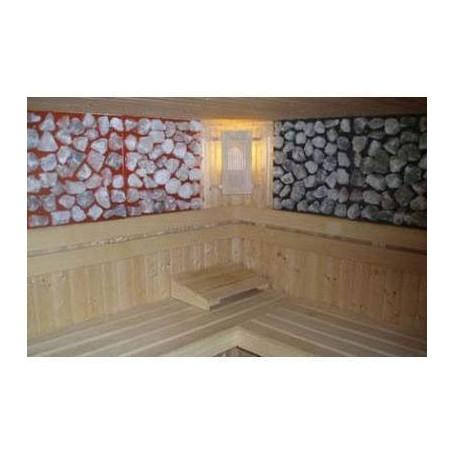 Utgående produkter   Bastu Saltpanel 50x50cm. 15KG