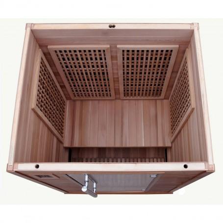 Utgående produkter   Bastu Apollon Turmalin   Bastu yttermått:Längd: 1200 mmHöjd : 1900 mmDjup : 1050 mm exkl. TaklistInklusiv