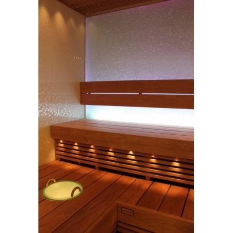 Belysning   Cariitti vattenskål med handtag och ledbelysning
