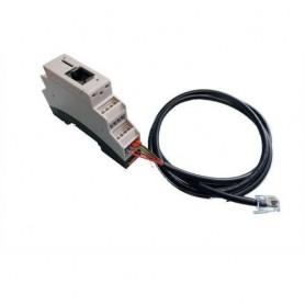 Bastuaggregat Eos   Internetmodul EOS-WCI 01   Internet styrregulator