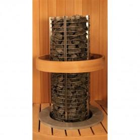 Tillbehör för el-bastuaggregat   Aggregatskydd till Sawo Tower TH6