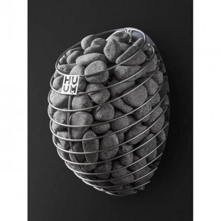 Bastuaggregat Huum   HUUM Bastuaggregat DROP 6 kW   Rek. m3 (Isolerat utrymme): 5-10