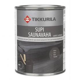 Bastuolja | Bastuvax Bastuvax Svart 1 liter 420 1