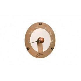 Termo och hygrometer   Cariitti Termometer, satinglas-rostfri