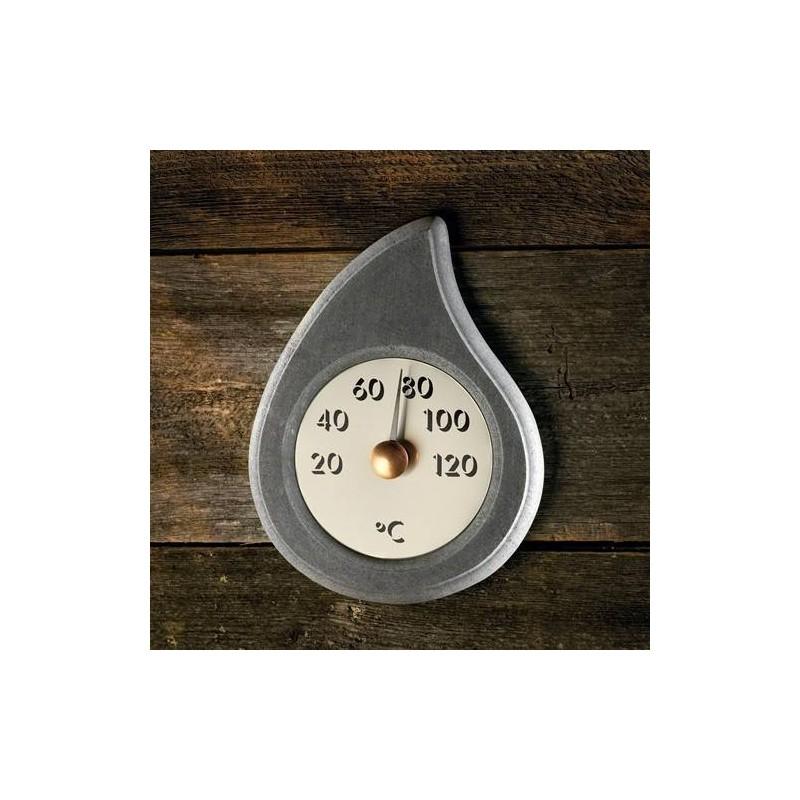 Termo och hygrometer   Hukka Bastutermometer-täljsten