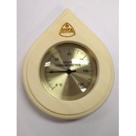Termo och hygrometer Kota Bastutermometer droppe Asp - 250TA