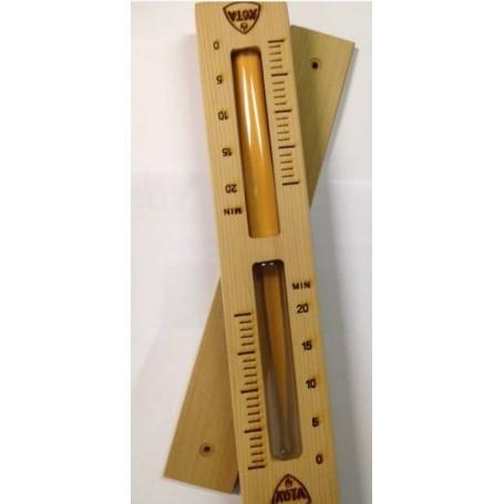 Termo och hygrometer   Kota Sandur, ceder 20 min - 553D