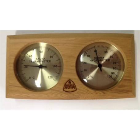 Termo och hygrometer   Kota Termometer/Hygrometer Ceder- 271THBD
