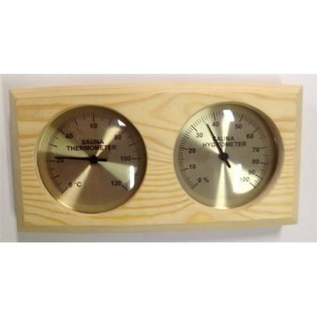 Termo och hygrometer   Kota Termometer/Hygrometer Furu- 271THBP