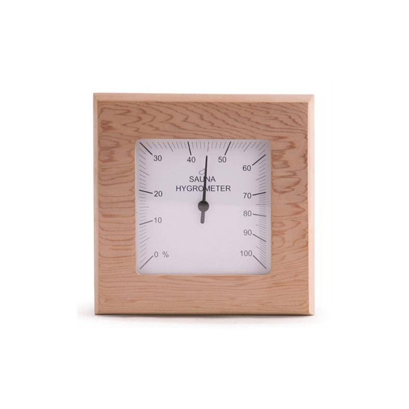 Termo och hygrometer   Bastutermometer - Ceder - 223TD