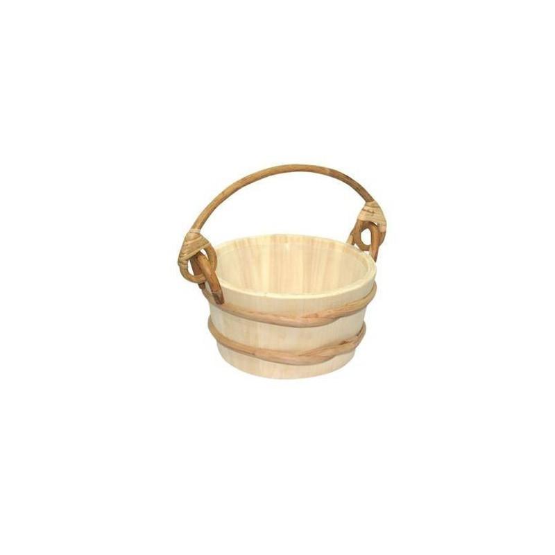 Stävor och skopor Kota Bastuhink, Furu/Plast, bambuhandtag 4 L 341P