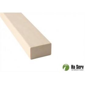 Bastulav ASP 28x45   Bastulav asp 28x45mm Längd: 2,7 m