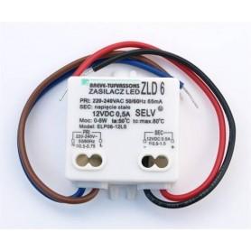 Transformator och tillbehör Drivdon LED Bastulist 12V 6W 279 1