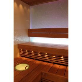 Belysning   Cariitti Fiberbelysning VPL20-F325 Led projektor med 7 fibrer. VPL20