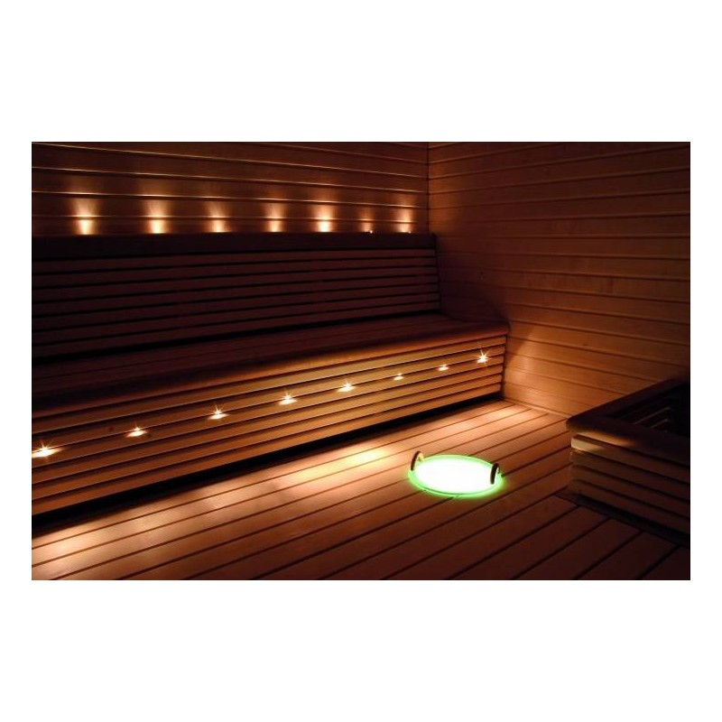 Belysning Cariitti Fiberbelysning VPL20-M233 Led projektor med 22+1 fibrer.