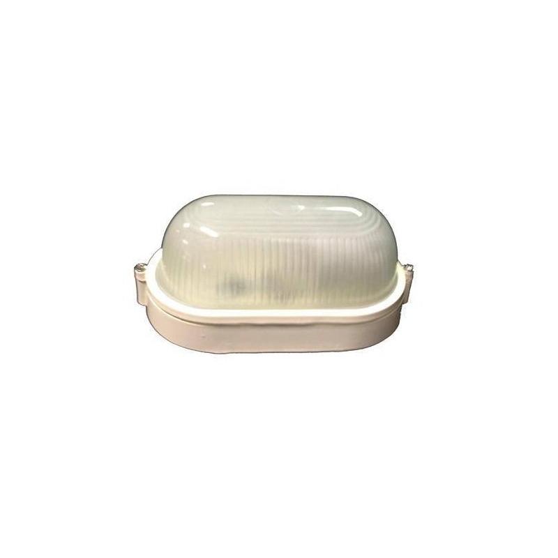 Belysning Bastuarmatur med glaskupa EOS