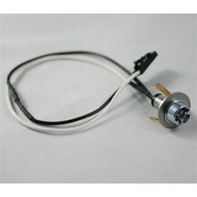 Belysning   Bastubelysning LedLite 6 180°C (6 dioder) SVART