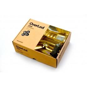 Belysning   Bastubelysning LedLite 9 180°C (9 dioder) SVART