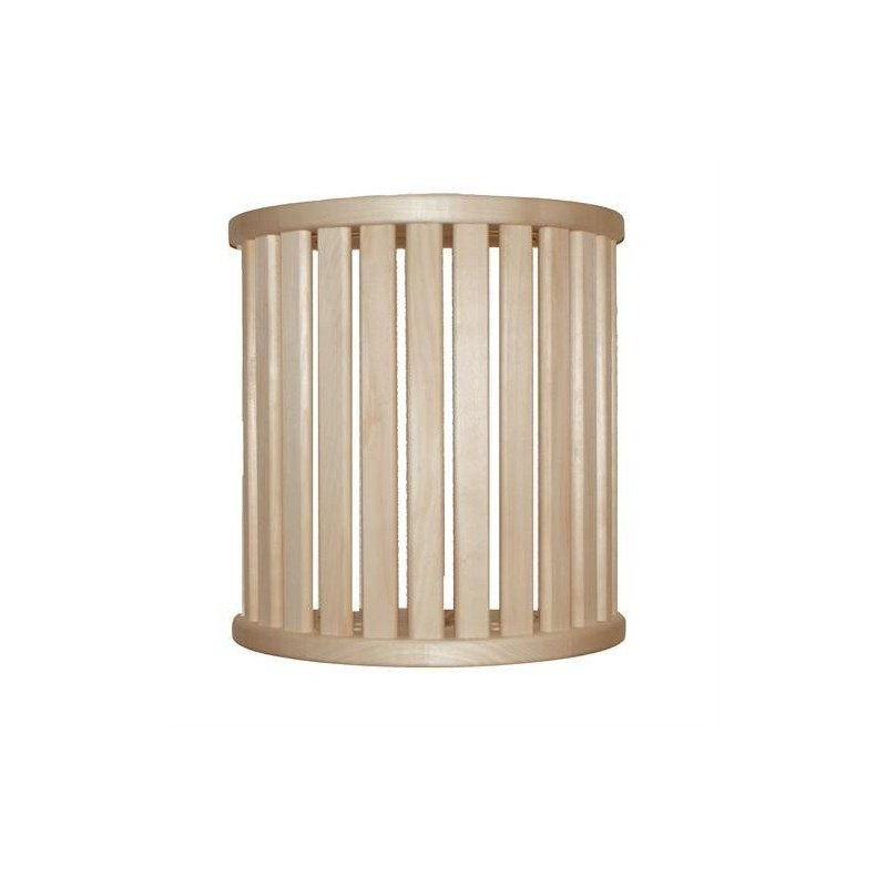 Skärmar Lampskärm i Al, 15 ribbor väggmodell