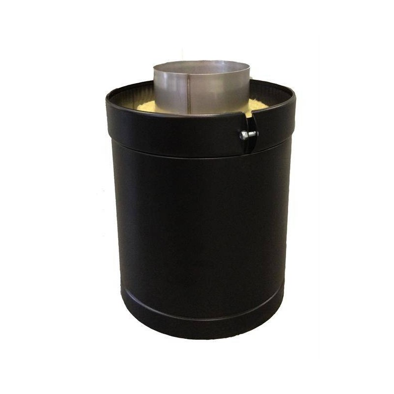 Skorstenar och rökrör till bastuugnar Kota skorstenslängd 300 mm, Kota 1079 1