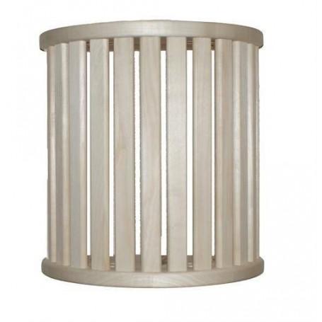 Skärmar   Lampskärm i Asp, 15 ribbor väggmodell