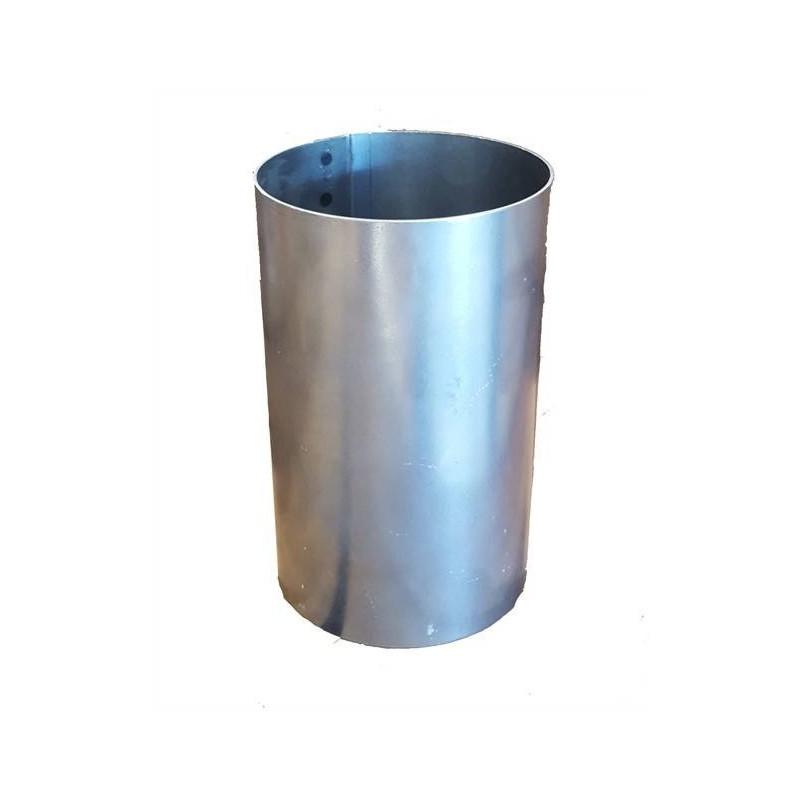 Skorstenstillbehör till bastuugnar   Narvi Anslutningsrör 200mm