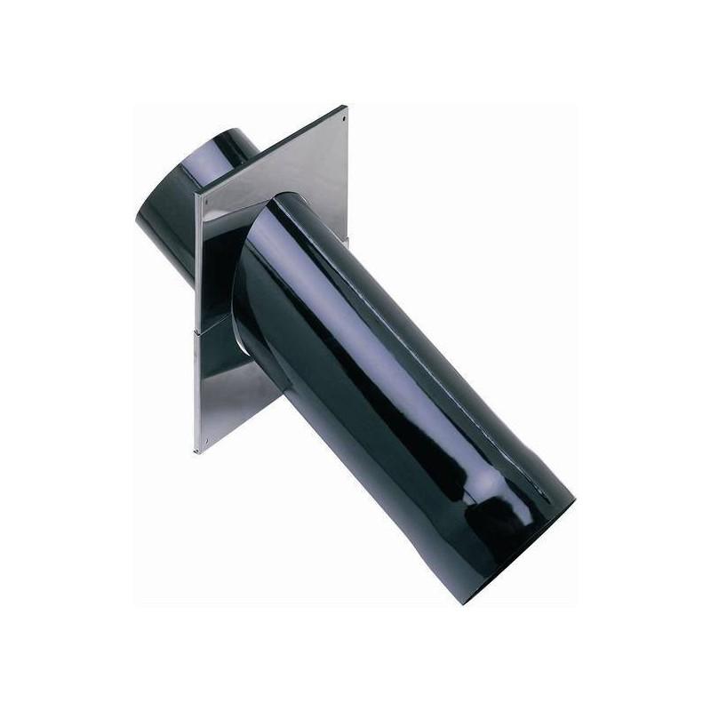 Skorstenstillbehör till bastuugnar   Narvi, Täckplåt för väggenomföring 122mm