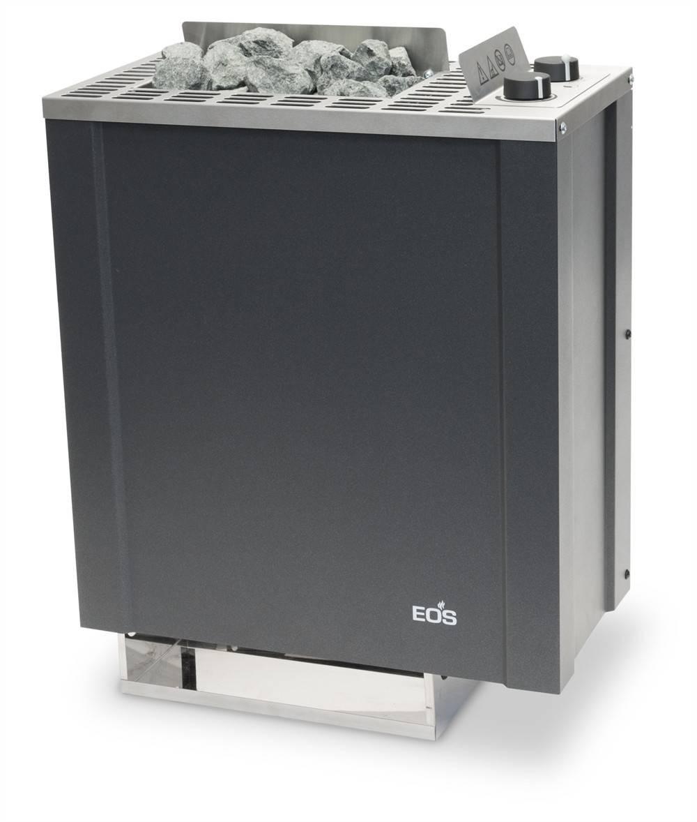 Högkvalitativt bastuaggregat med kontrollpanel