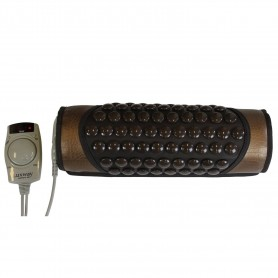 Inframadrasser Inframadrass som kudde med turmalin sten Värmekuddens mått:Bredd :130 mmLängd:430 mmTurmalin