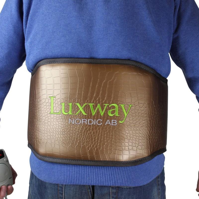 IR-Kroppsvärmare Infrabälte för rygg med turmalin Mått:Bredd :250 mmLängd:1350 mmTurmalin