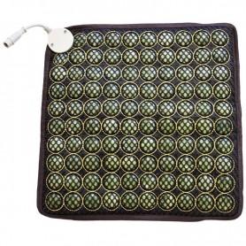 Inframadrasser   Bilstolsvärmare med Jade sten   Infraröd bilstols värmare mått:Bredd : 350 mmLängd: 350 mmJade