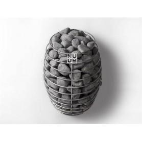 Bastuaggregat Huum   HUUM Bastuaggregat DROP 4,5 kW   Rek. m3 (Isolerat utrymme): 3-7