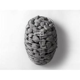 Bastuaggregat Huum   HUUM Bastuaggregat DROP 9 kW   Rek. m3 (Isolerat utrymme): 8-15