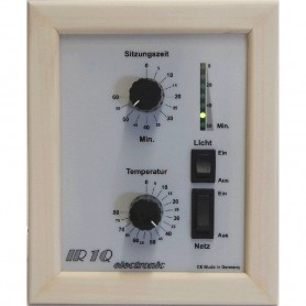 IR- Regulatorer IR1 Electronic regulator