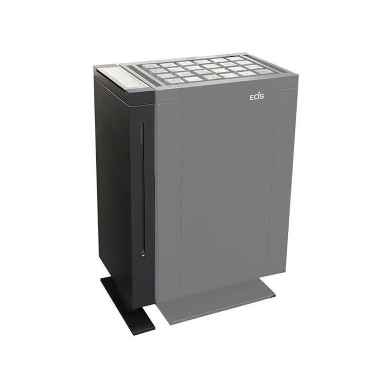 Bastuaggregat EOS- S line Ånggenerator höger, 3 kw till Mythos aggregat EOS Ånggenerator