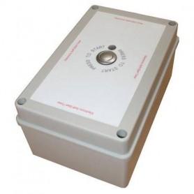 Terrassvärmare   Timer 6000W med automatisk stoppfunktion