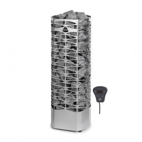 Bastuaggregat Narvi   Kota Saana  bastuaggregat rostfri 6,8 kW   För bastustorlek 5 - 8 m3