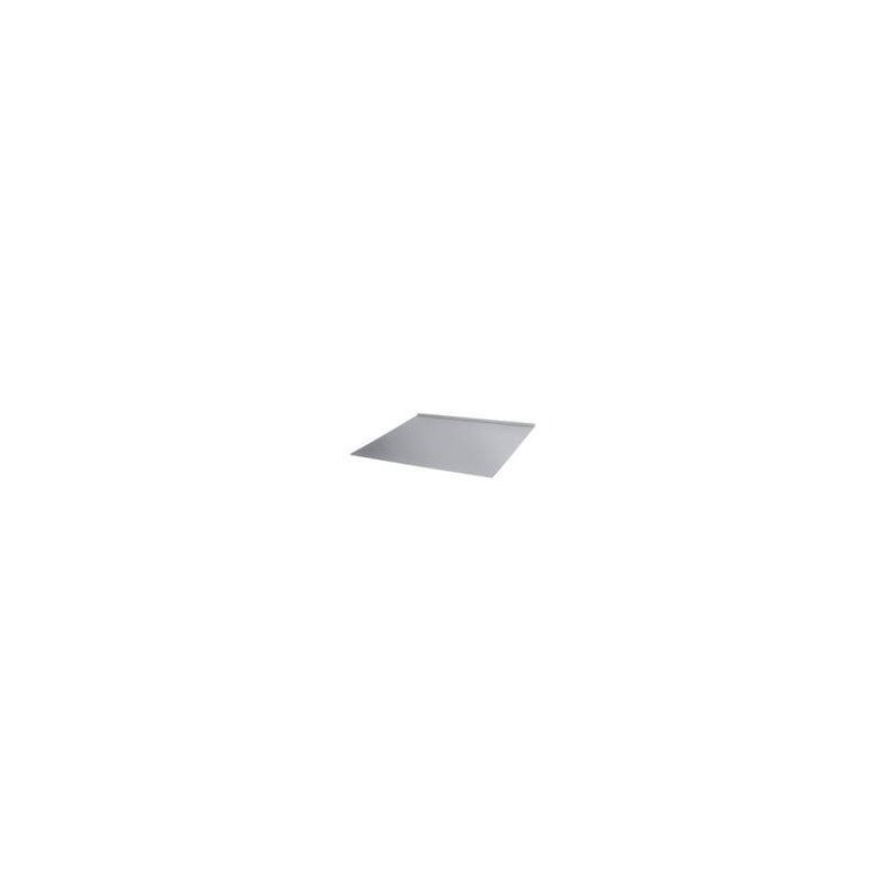 Tillbehör ved eldat bastuaggregat Gnistskyddsplåt rostfri 550 x 450 1090 1