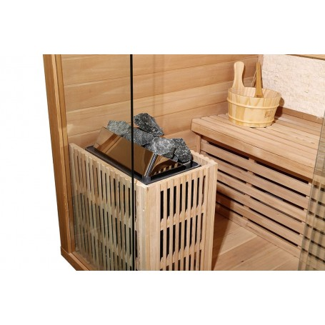 Bastu aggregat 4,5kW Rocky Sauna 3 Personer