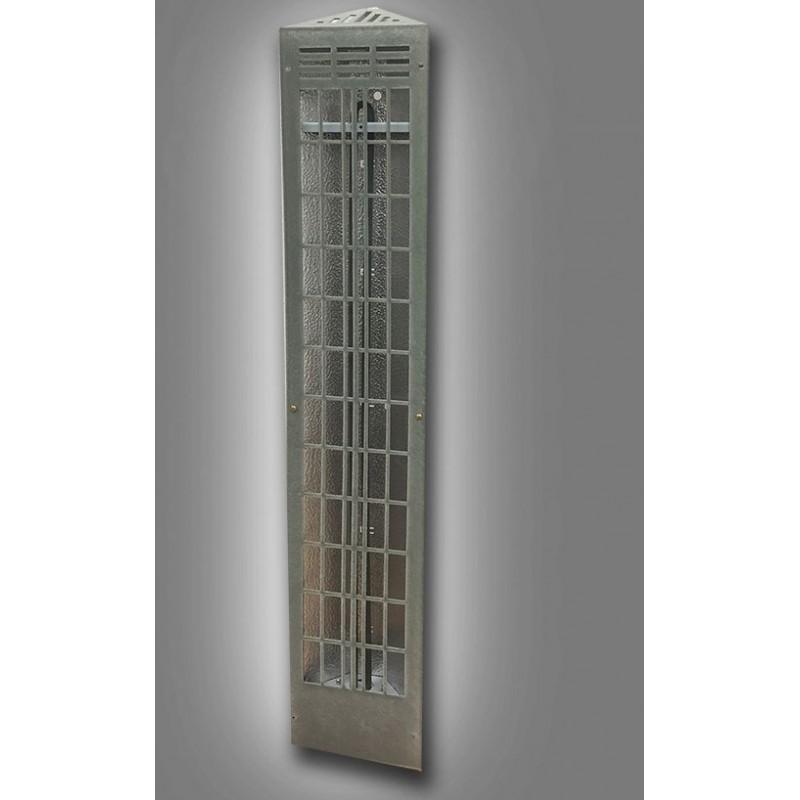 IR- Vitae Fullspectrum IR Fullspektrum Thermolight 750W King Size Placering:Hörn, GolvFärg: Grå, Röd eller Svart