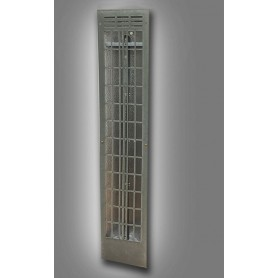 IR- Vitae Fullspectrum   IR Fullspektrum Thermolight 750W King Size Front   Placering:FrontFärg: Grå, Röd eller Svart