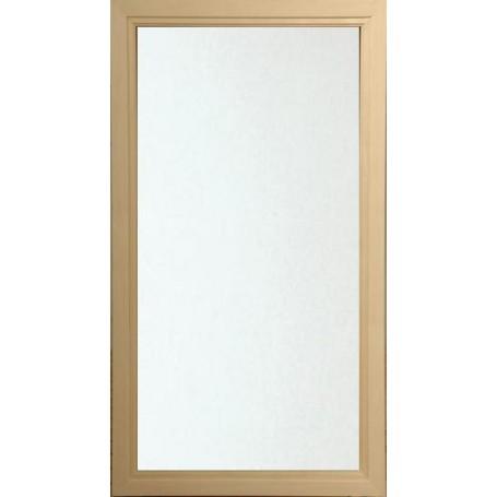 Bastufönster storlek 5x9   Bastufönster 5x9 Klart Glas med furu-karm