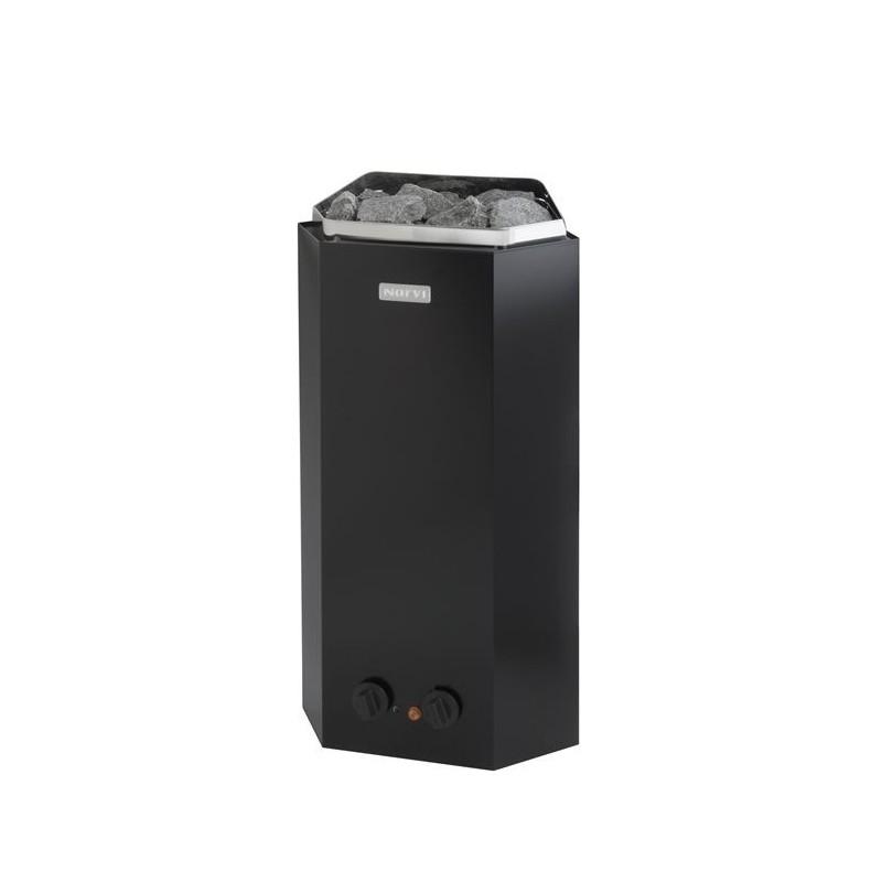 Bastuaggregat Narvi   Bastuaggregat Narvi Minex 3,0 kW Svart   För bastustorlek2 - 3 m3