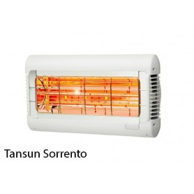 Tansun Sorrento 2000 watt vit