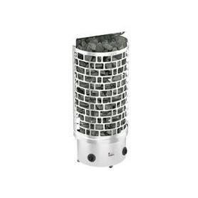 Bastuaggregat Sawo Aries 6,0kW, NB vägg, inbyggd styrkontroll